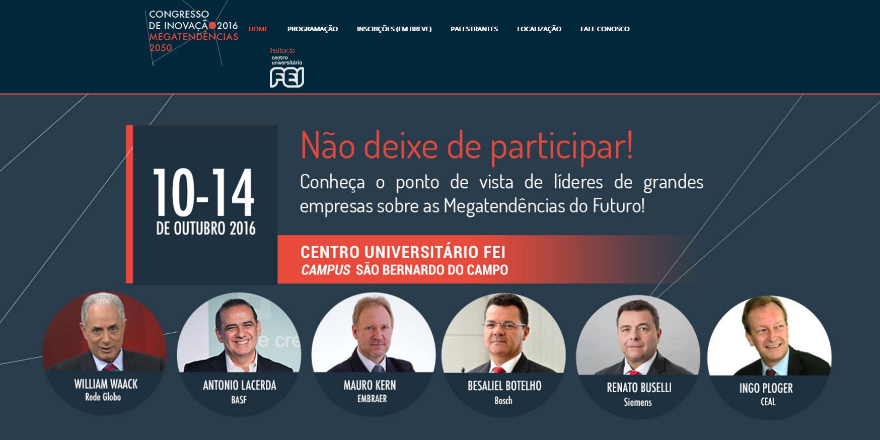 <!--:pt-BR-->Congresso de Inovação 2016 - Mega Tendências 2050<!--:--><!--:en-->Congresso de Inovação 2016 - Mega Tendências 2050<!--:-->