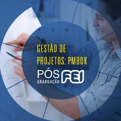 <!--:pt-BR--> Pós-Graduação FEI - Especialização Gestão de Projetos: PMBOK Guide<!--:--><!--:en-->Pós-graduação na FEI - Especialização Gestão de Projetos: PMBOK Guide<!--:-->